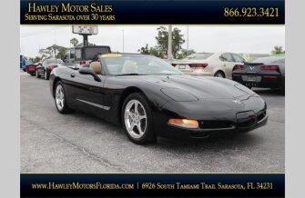 2003 Chevrolet Corvette Convertible for sale 101061178