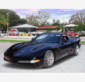 2003 Chevrolet Corvette Z06 Coupe for sale 101087200