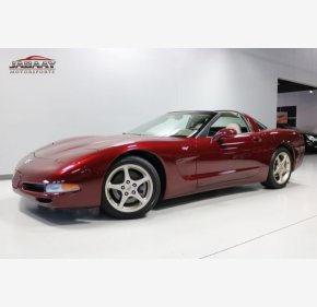 2003 Chevrolet Corvette Coupe for sale 101089122