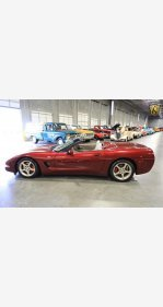 2003 Chevrolet Corvette Convertible for sale 101100284