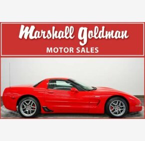 2003 Chevrolet Corvette Z06 Coupe for sale 101112407