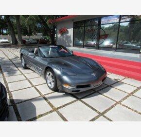2003 Chevrolet Corvette Convertible for sale 101123917