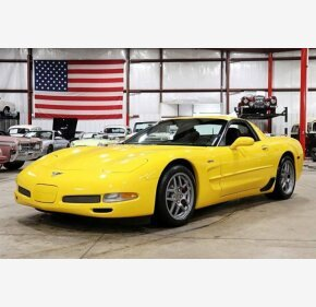 2003 Chevrolet Corvette Z06 Coupe for sale 101127925