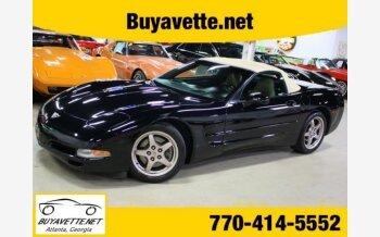 2003 Chevrolet Corvette Convertible for sale 101135616