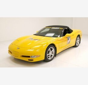 2003 Chevrolet Corvette Convertible for sale 101136589