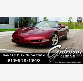 2003 Chevrolet Corvette Convertible for sale 101148148