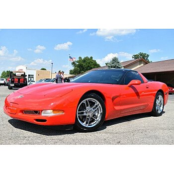 2003 Chevrolet Corvette Coupe for sale 101168692