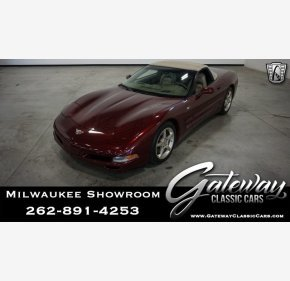 2003 Chevrolet Corvette Convertible for sale 101173743