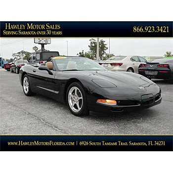 2003 Chevrolet Corvette Convertible for sale 101183549