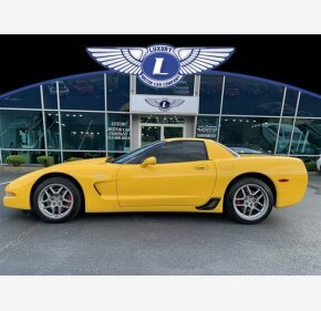 2003 Chevrolet Corvette Z06 Coupe for sale 101192995
