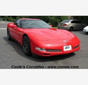 2003 Chevrolet Corvette Z06 Coupe for sale 101212853