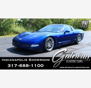 2003 Chevrolet Corvette Z06 Coupe for sale 101220015