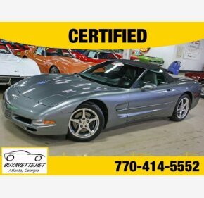 2003 Chevrolet Corvette Convertible for sale 101227396