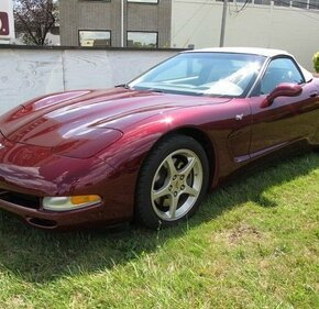 2003 Chevrolet Corvette for sale 101229798