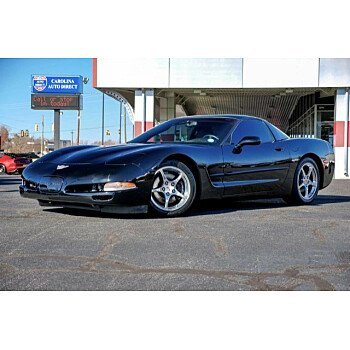 2003 Chevrolet Corvette Coupe for sale 101233681
