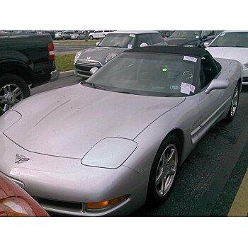 2003 Chevrolet Corvette Convertible for sale 101238279