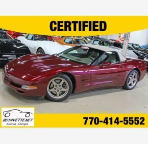 2003 Chevrolet Corvette Convertible for sale 101239619