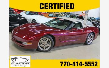2003 Chevrolet Corvette Convertible for sale 101239619