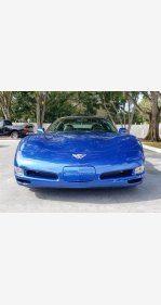 2003 Chevrolet Corvette Coupe for sale 101273584
