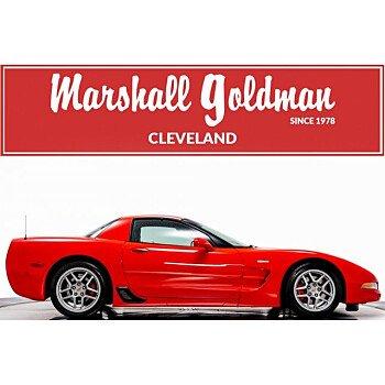 2003 Chevrolet Corvette Z06 Coupe for sale 101280628