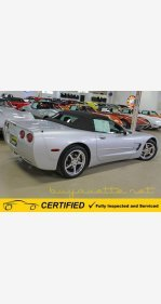 2003 Chevrolet Corvette Convertible for sale 101300525