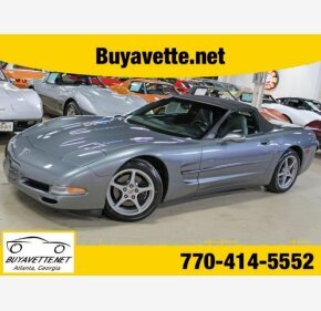 2003 Chevrolet Corvette Convertible for sale 101305823