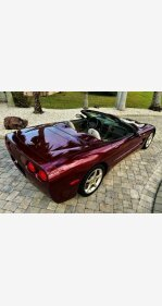 2003 Chevrolet Corvette Convertible for sale 101309534