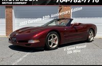 2003 Chevrolet Corvette Convertible for sale 101314993
