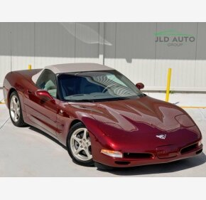 2003 Chevrolet Corvette Convertible for sale 101330362