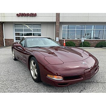 2003 Chevrolet Corvette Convertible for sale 101353568