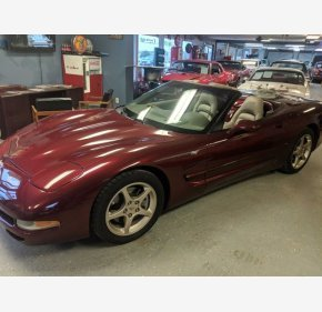 2003 Chevrolet Corvette for sale 101375219