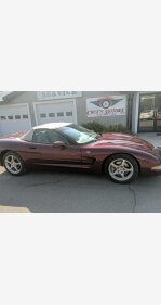 2003 Chevrolet Corvette for sale 101375219