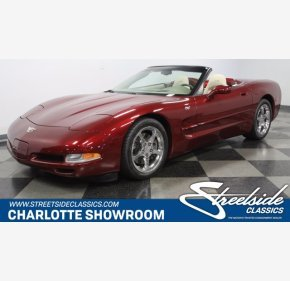2003 Chevrolet Corvette for sale 101376418
