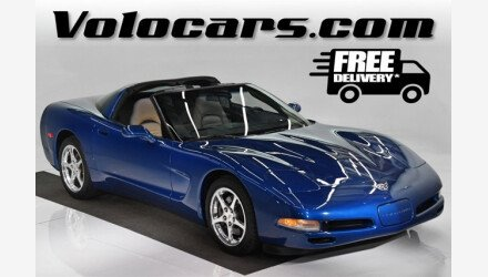 2003 Chevrolet Corvette Coupe for sale 101381249