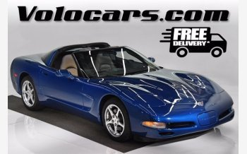 2003 Chevrolet Corvette Coupe for sale 101381249
