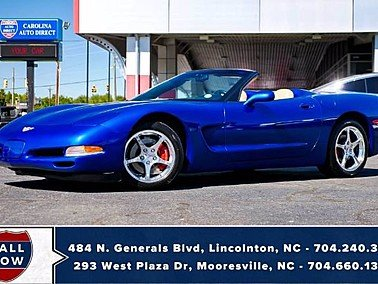 2003 Chevrolet Corvette for sale 101387606