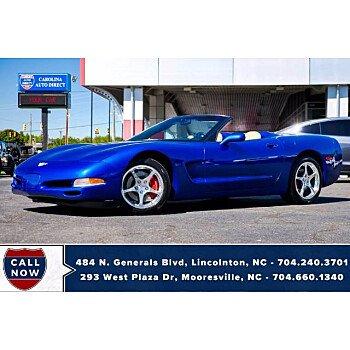 2003 Chevrolet Corvette for sale 101387606