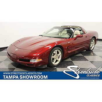 2003 Chevrolet Corvette for sale 101389936