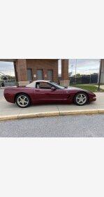 2003 Chevrolet Corvette for sale 101395801