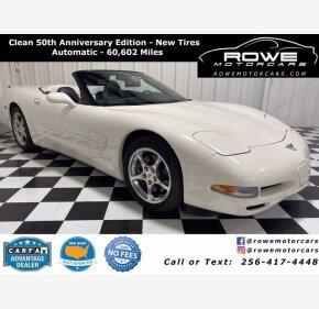 2003 Chevrolet Corvette for sale 101396465
