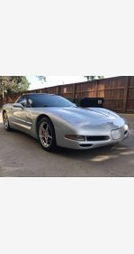 2003 Chevrolet Corvette for sale 101401805