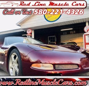 2003 Chevrolet Corvette Convertible for sale 101409661