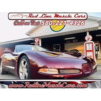 2003 Chevrolet Corvette Convertible for sale 101409661