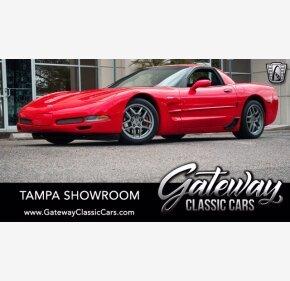 2003 Chevrolet Corvette for sale 101448277