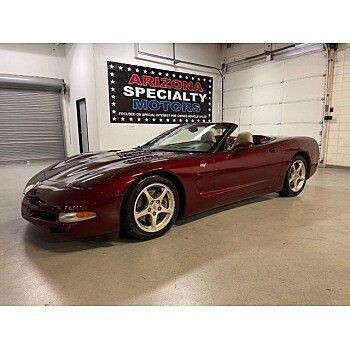 2003 Chevrolet Corvette for sale 101520703