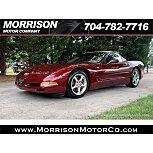 2003 Chevrolet Corvette Convertible for sale 101524489
