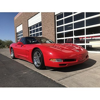 2003 Chevrolet Corvette Coupe for sale 101528915