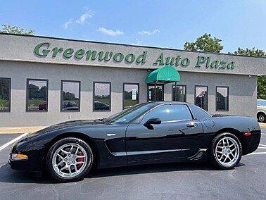 2003 Chevrolet Corvette for sale 101557077