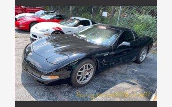 2003 Chevrolet Corvette for sale 101574045
