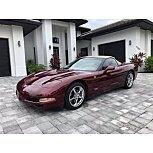 2003 Chevrolet Corvette Convertible for sale 101609826
